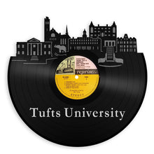 Tufts University Vinyl Wall Art - VinylShop.US