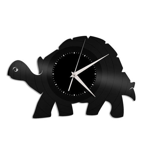 Turtle Vinyl Wall Clock - VinylShop.US