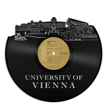 University of Vienna Vinyl Wall Art - VinylShop.US