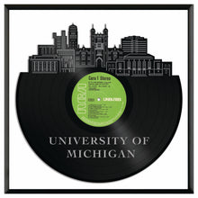 University of Michigan Vinyl Wall Art