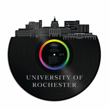 University of Rochester Vinyl Wall Art