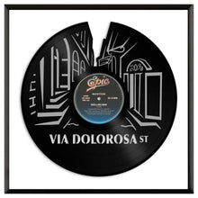 Via dolorosa St Vinyl Wall Art