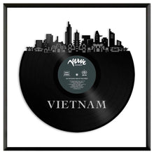 Vietnam Vinyl Wall Art