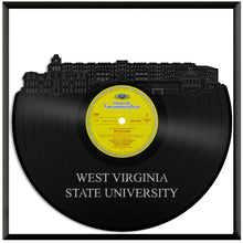 West Virginia State University Vinyl Wall Art - VinylShop.US