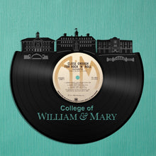 College of William and Mary VA Wall Art - VinylShop.US