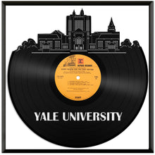 Yale University Skyline Vinyl Wall Art - VinylShop.US