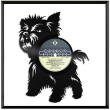 Yorkshire Terrier Vinyl Wall Art - VinylShop.US