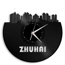 Unique Vinyl Wall Clock Zhuhai