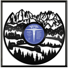 Alps Mountain Vinyl Wall Art - VinylShop.US