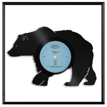 Bear Vinyl Wall Art