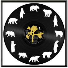 Bears Vinyl Wall Art