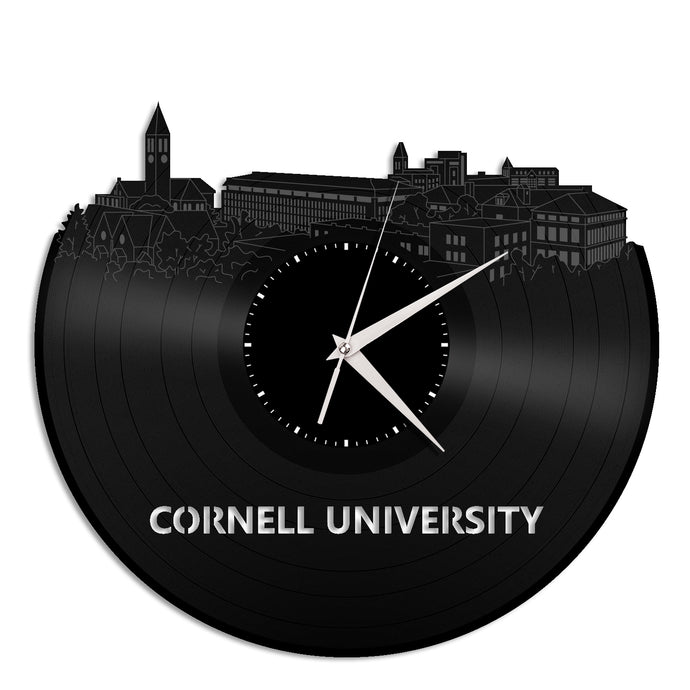 Cornell University Vinyl Wall Clock - VinylShop.US