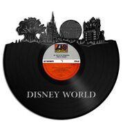 Disney World Vinyl Wall Art - VinylShop.US