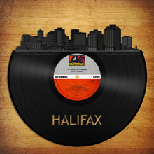 Halifax Skyline Vinyl Wall Art - VinylShop.US