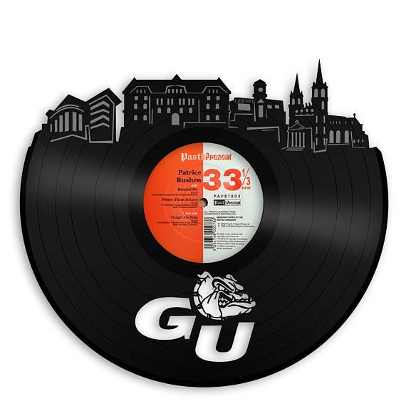 Gonzaga University Wall Art - VinylShop.US