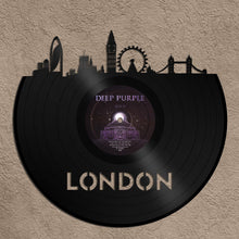 London Skyline Vinyl Wall Art - VinylShop.US