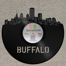 NY Buffalo Vinyl Wall Art - VinylShop.US