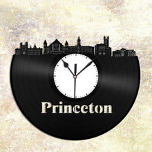 Princeton University Wall Clock - VinylShop.US