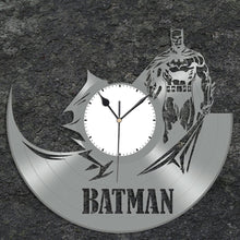 Batman Vinyl Wall Clock - VinylShop.US