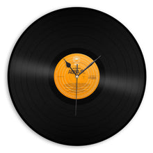 Wall Clock, Playable Record, Gift Under 10, Music Artist Record Clock, Pick An Artist, Elvis, Abba, Bob Seager, Chicago, Mozart And More - VinylShop.US