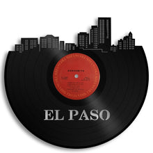 El Paso Art, El Paso Skyline, Texas Gifts For Her, Great Gifts For Husband, Fun Gifts For Boyfriend, For Him, Cool Gifts For Coworker - VinylShop.US