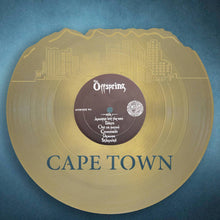 Cape Town Skyline Wall Art - VinylShop.US