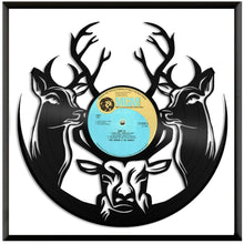Christmas Deer Vinyl Wall Art - VinylShop.US
