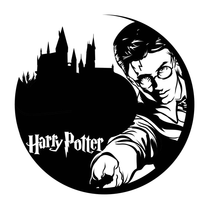 Harry Potter Vinyl Wall Art - VinylShop.US