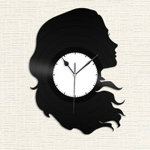 Hair Salon Vinyl Wall Clock - VinylShop.US