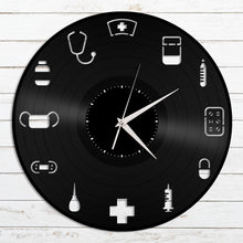 Proud to Be a Nurse Doctor Nurse Clock Vinyl Wall Clock