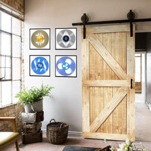 BitShares Coin Wall Art - VinylShop.US