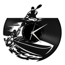 Kayak Vinyl Wall Clock