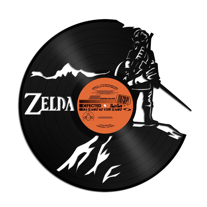 Legend of Zelda Vinyl Wall Art