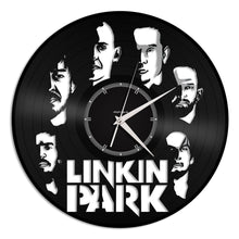 Linkin Park Vinyl Wall Clock - VinylShop.US