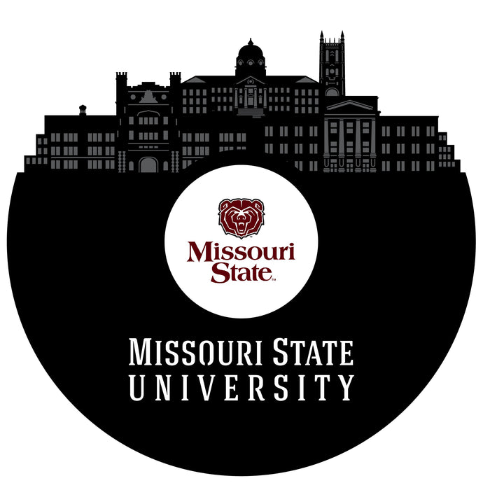 Missouri State Wall Clock - VinylShop.US