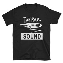 The Real Sound Vinyl Record T-Shirt - VinylShop.US