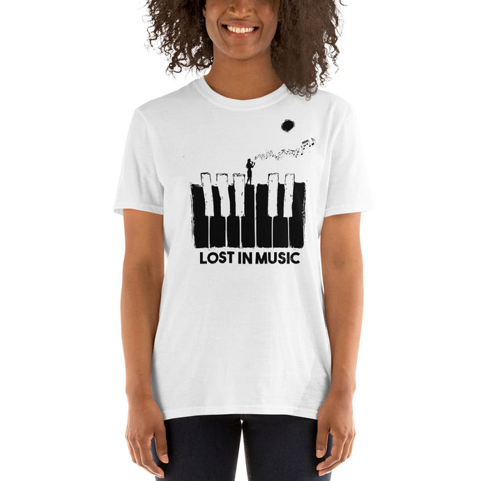 Lost In Music T-shirt