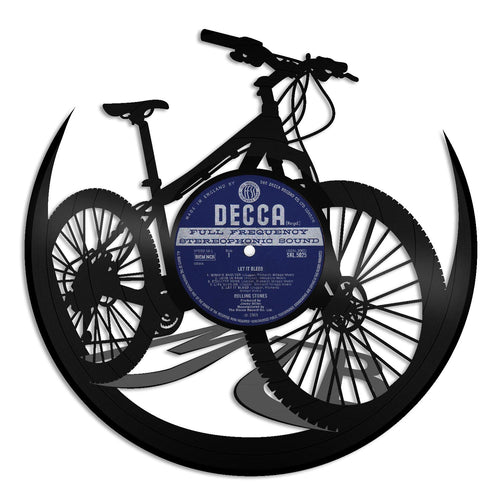 MTB design Vinyl Wall Art - VinylShop.US