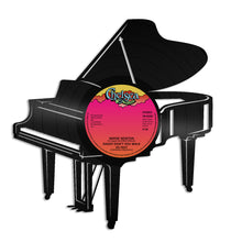 Grand Piano Vinyl Wall Art