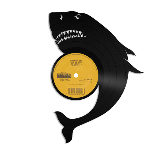 Shark Vinyl Wall Art
