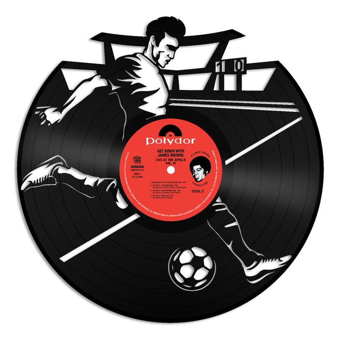 Football Vinyl Wall Art - VinylShop.US