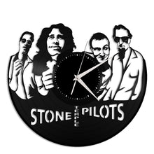 Stone Temple Pilots Rock Band Vinyl Wall Clock - VinylShop.US