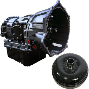 BD Duramax Allison 1000 Transmission & Converter Package - Chevy 2001-2004 LB7 4wd