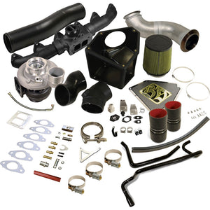 BD Rumble B (Second Gen swap) S300SX-E Turbo Kit - Dodge 03-19