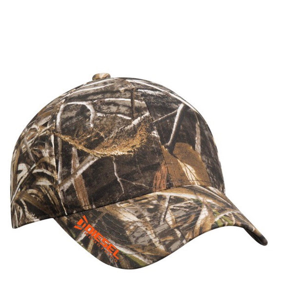 DI Flex fit camo hat
