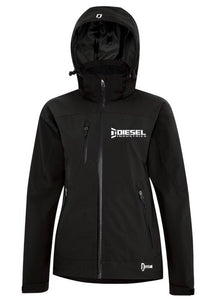 DI Woman's hard shell Jacket