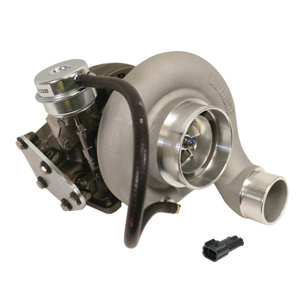 BD Super B single turbo