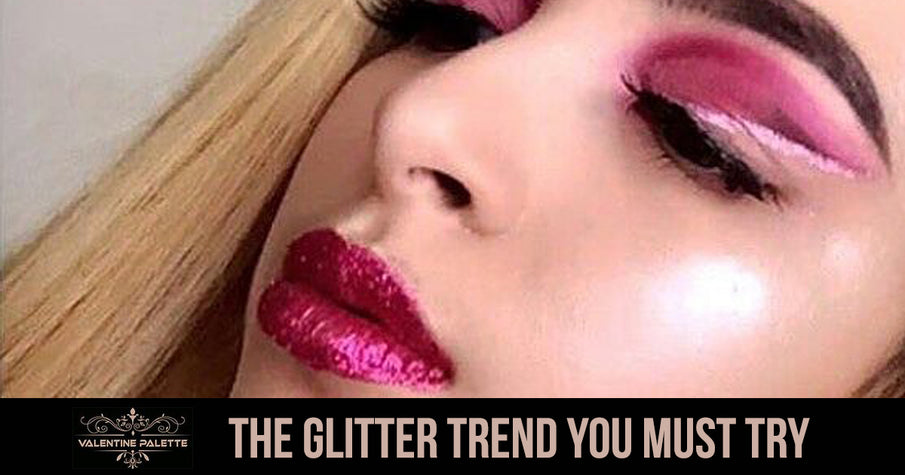 The Glitter Trend You Must Try: Shine, Shimmer, Be Splendid with Glitters