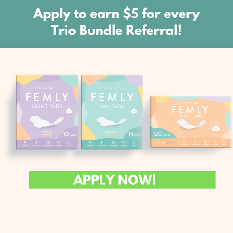 femly affiliate application