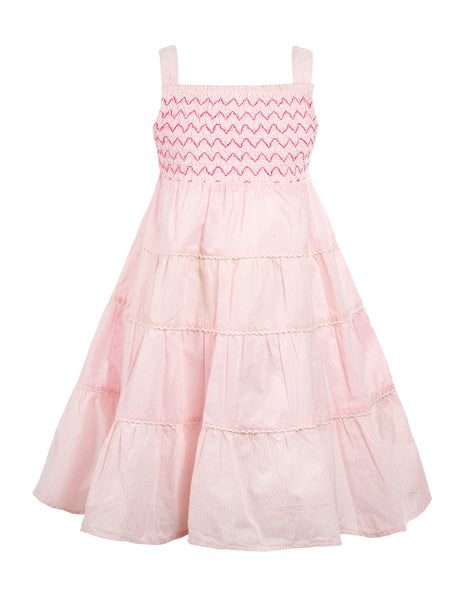 Pink Summer - The Cranberry Club - kids clothing - Casual dress